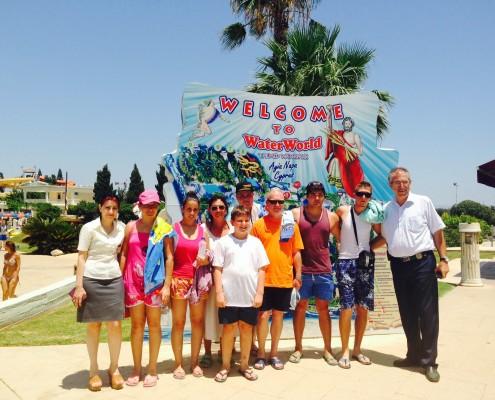 Σήμερα το WaterWorld Themed Waterpark στην Αγία Νάπα