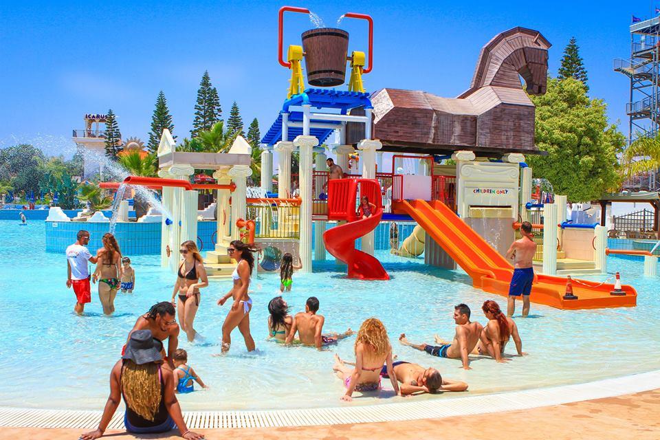 Waterworld Themed Waterpark Ayia Napa Cyprus