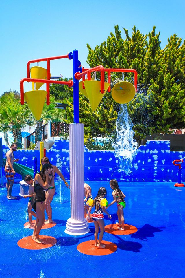 Danaides Waterworks Children s Playground WaterWorld WaterPark