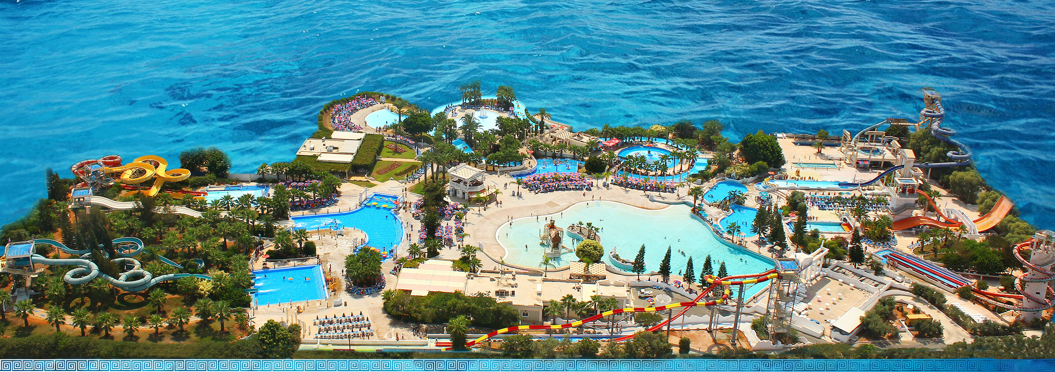 Ayia Napa - resort in Cyprus. Attractions, hotels 48