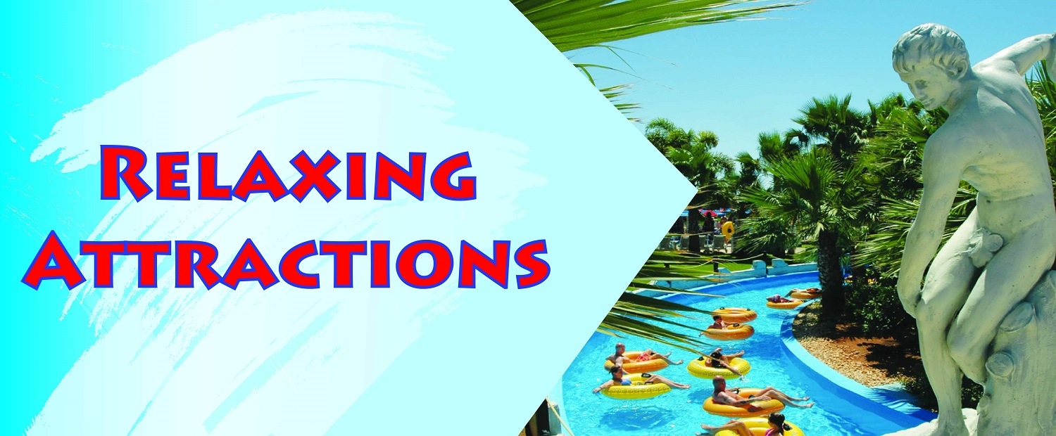 WaterWorld Waterpark Ayia Napa Relaxing Attractions WaterWorld