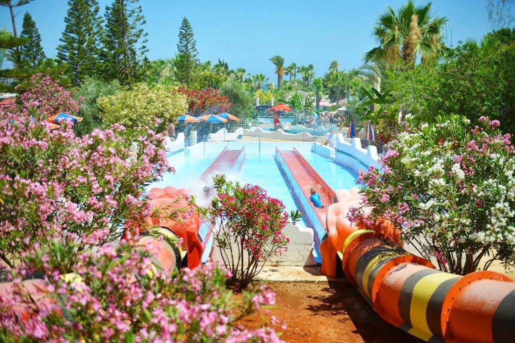 Quest of Heracles - Waterpark Cyprus 2