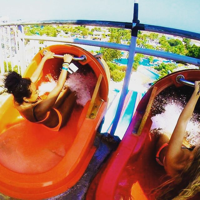 Quest of Heracles - Waterpark Cyprus
