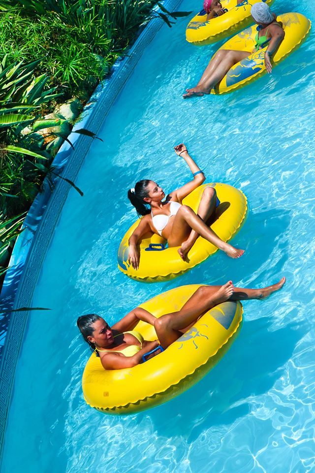 River Odyssey | WaterWorld Themed WaterPark - Ayia Napa