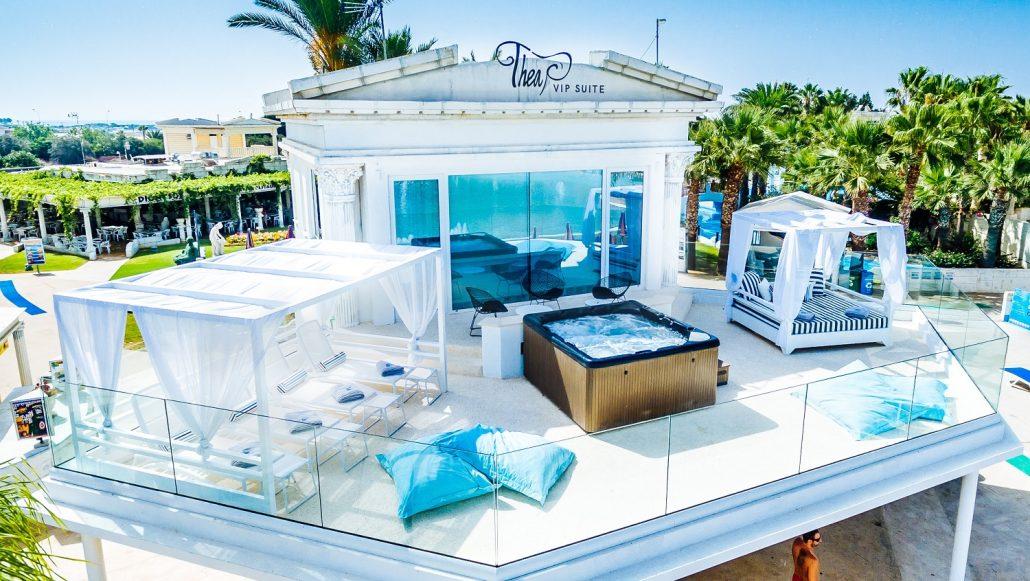 Thea VIP Suite Water park Ayia Napa