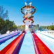 Ayia Napa Cyprus Water park Attraction