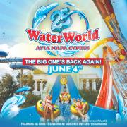WaterWorld Waterpark Ayia Napa Opening 2021